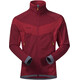 Bergans M's Roni Jacket Burgundy/Red